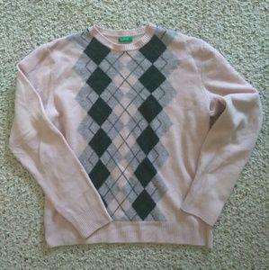 Pink BENETTON sweater